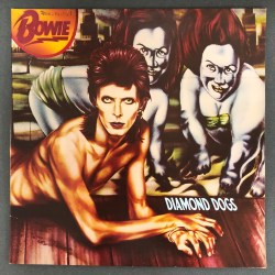 Album Diamond Dogs David Bowie