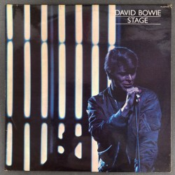 Album Stage David Bowie
