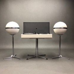 Ensemble Chaine Wega Studio 3211 paire d'enceintes Grundig Audiorama 7000