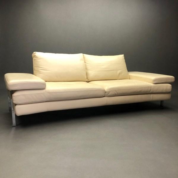 Canapé en cuir Nicoletti