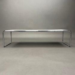 Table basse Laccio Marcel Breuer Knoll