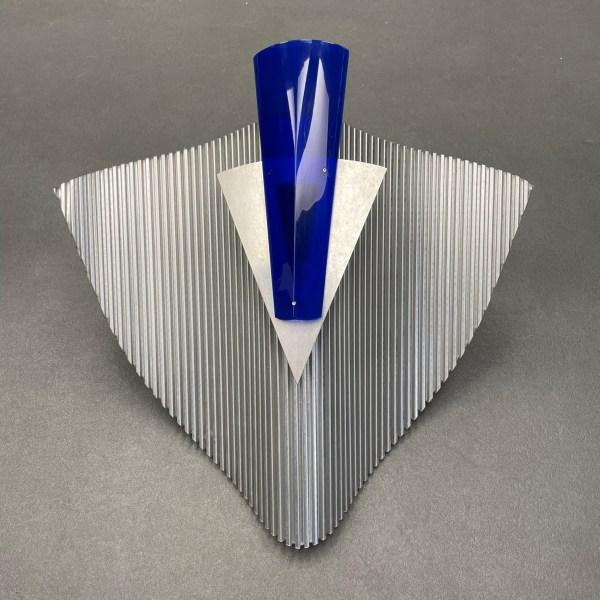 Applique Trybeca Bleu Bernhard Dessecker Ingo Maurer