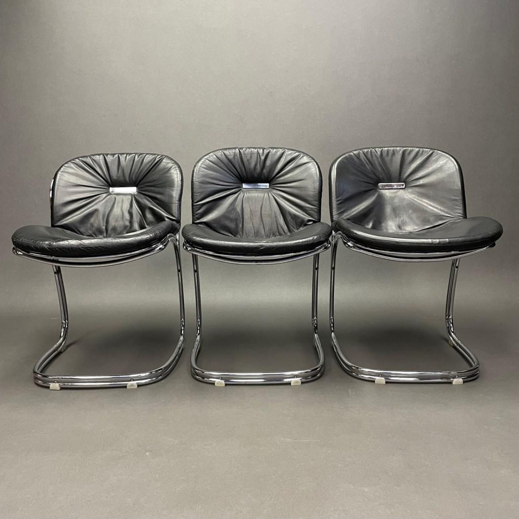 lot de 3 chaises sabrina gastone rinaldi rima 2