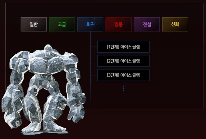 (韓)怪物圖鑑系統將登場!擊殺特定怪物拿大量獎勵