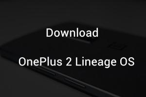 OnePlus 2 Lineage OS