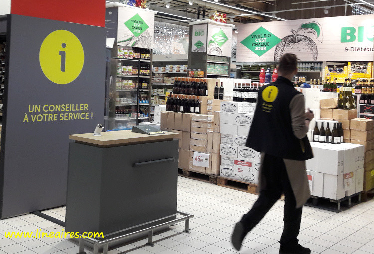 carrefour montesson 78 le test