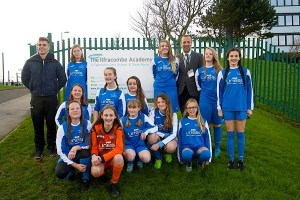 Ilfracombe Football Team