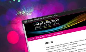gigabit voucher scheme