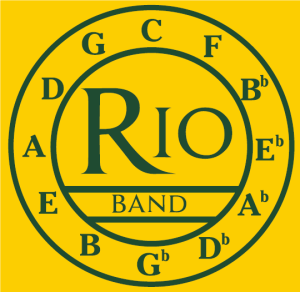 Rio Americano High School Band Logo