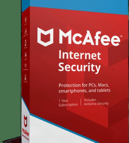 CODICI DI ATTIVAZIONE MCAFEE INTERNET SECURITY