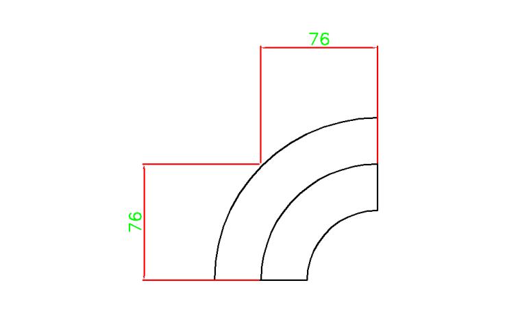 Elbow Autocad Free Cad Block Symbol And Cad Drawing