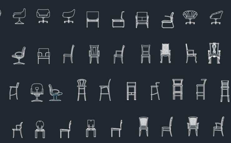 Chairs Elevation