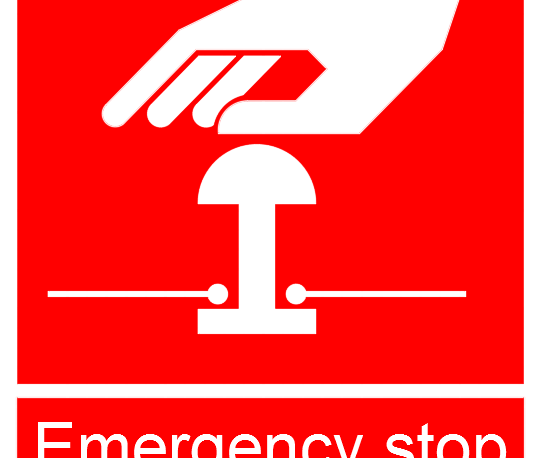 Emergency Stop Push Button
