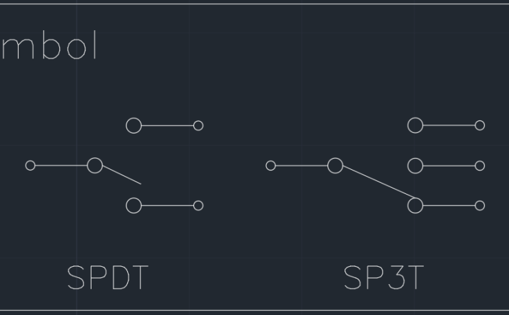 Switch Symbol Autocad Free Cad Block Symbols And Cad Drawing