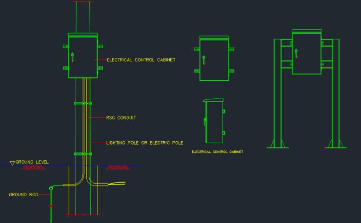 Conduit Autocad Free Cad Block Symbols And Cad Drawing
