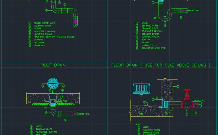 Final Control Element Symbols Free Cad Block Symbols