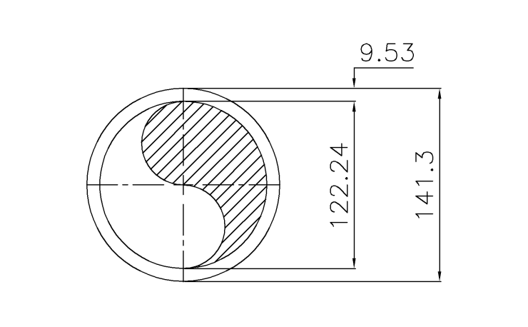 Pipe Diameter Autocad Free Cad Block Symbol And Cad Drawing Part 3