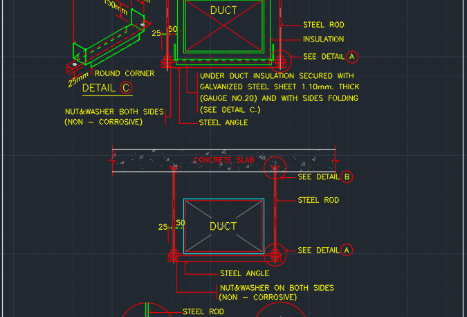 Fan Coil Unit Free Cad Blocks And Cad Drawing