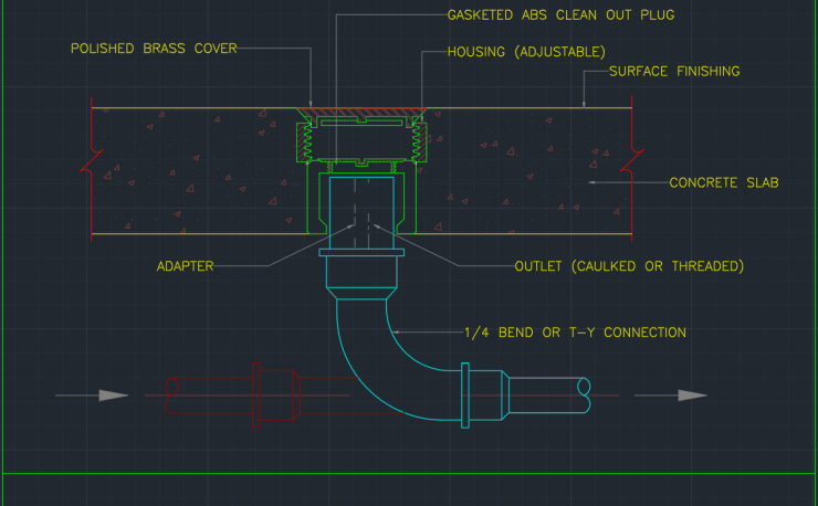 Kitchen Sink Cad Block And Typical Drawing For Designers