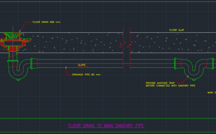 Plumbing Free Cad Blocks And Cad Drawing Part 3