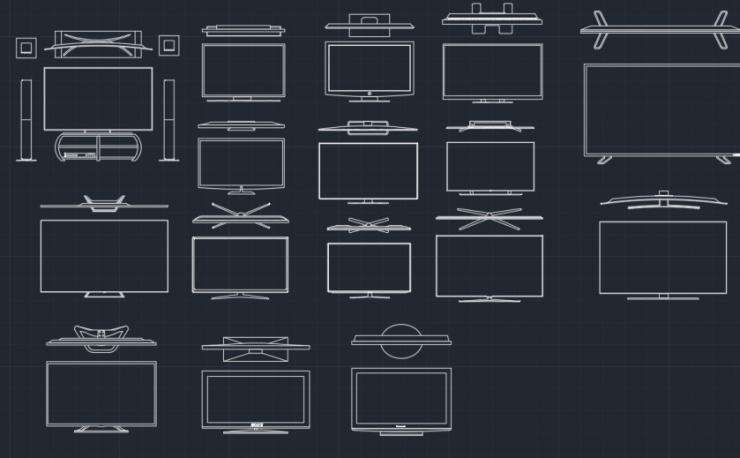 Air Handler Autocad Free Cad Block Symbols And Cad Drawing