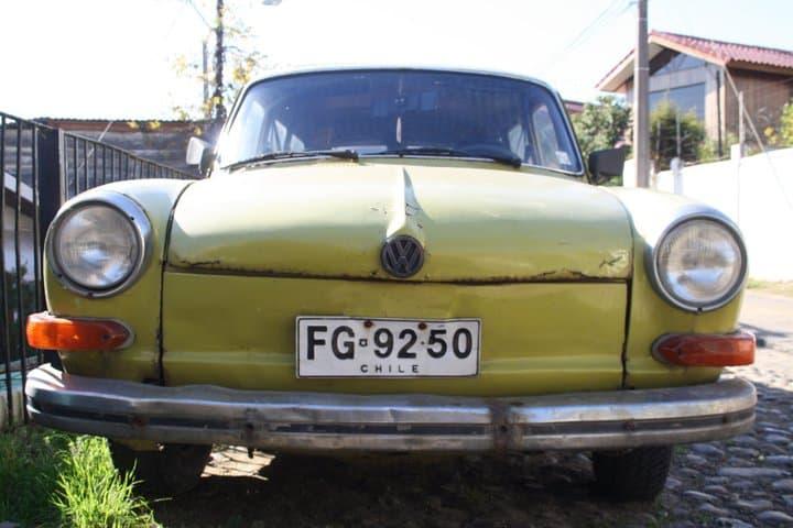 Auto in Chili