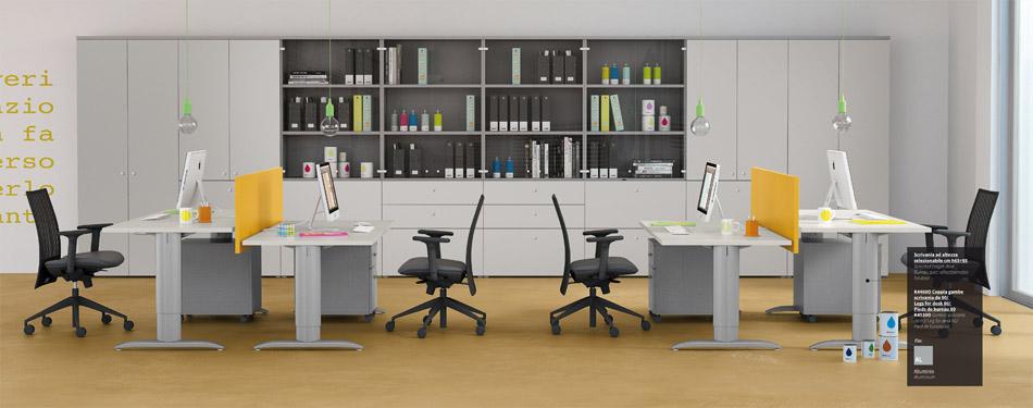 Sedie scrivania ☆ arreda stile! Scrivanie Per Ufficio Ecco Le Dimensioni Giuste Linekit