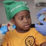 μεταμόσχευση δύο χεριών σε παιδί