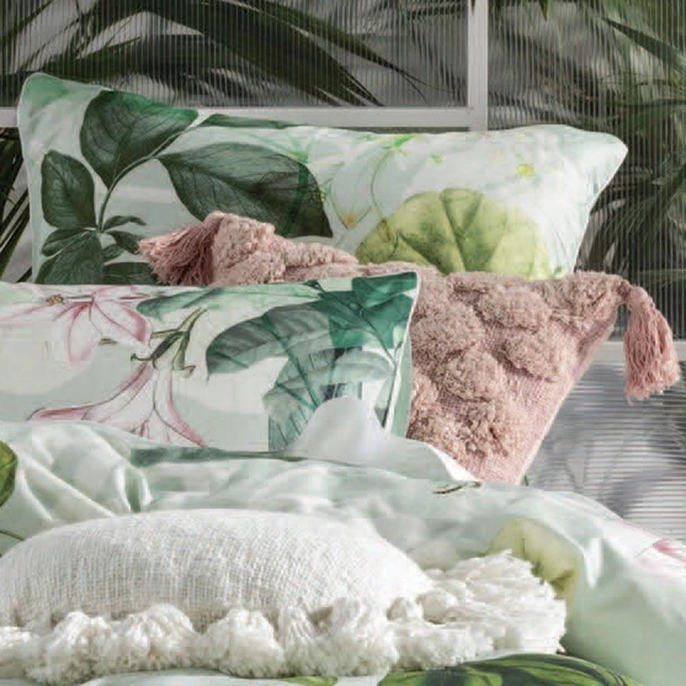 glasshouse euro pillow sham by linen house