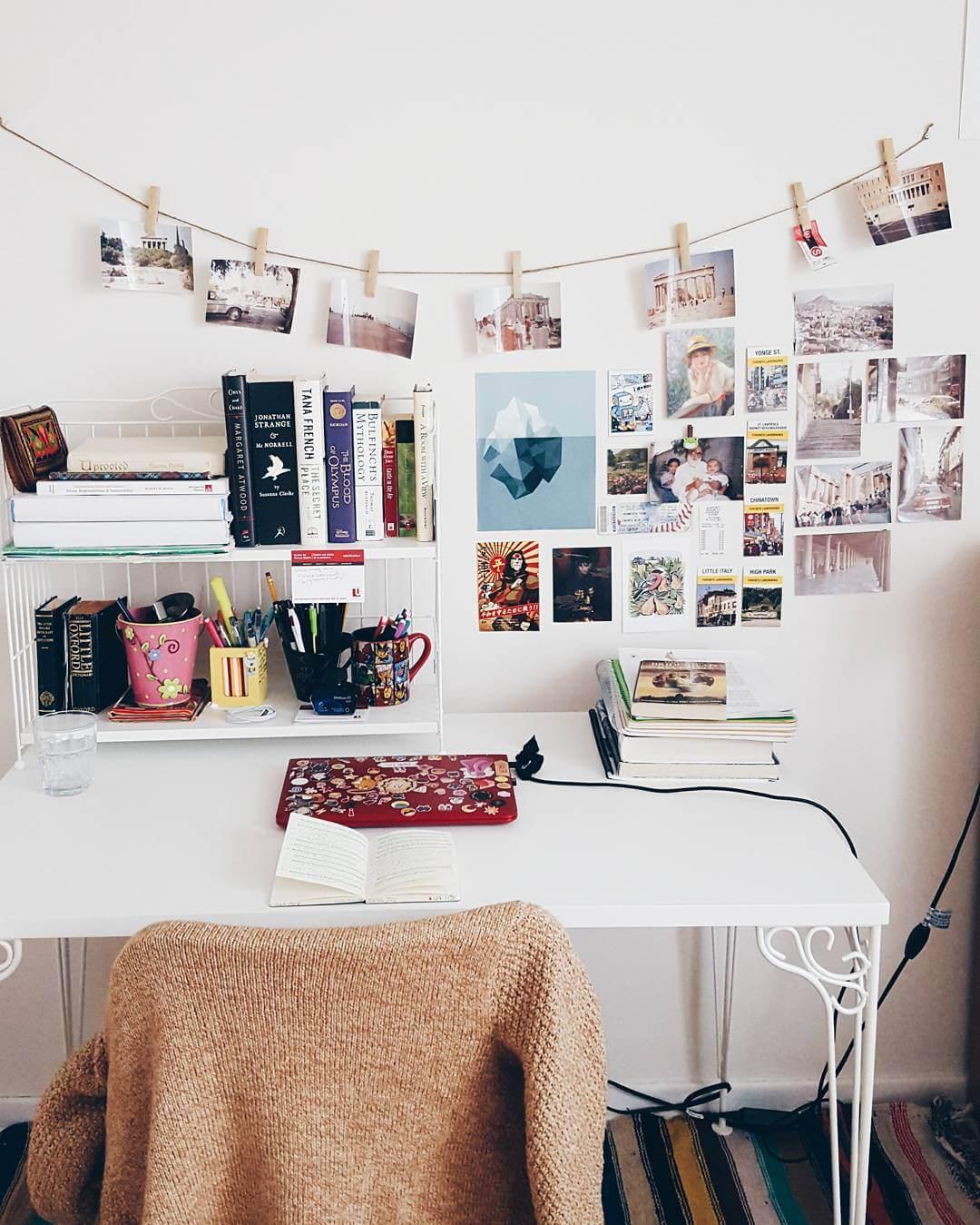 Dorm Room Style: Easy as ABC   LinenMe News on Room Decor Aesthetic id=52106