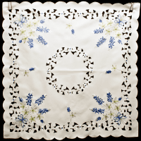 Blue Bonnet Table Topper