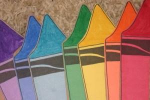 Crayon Flash Cards