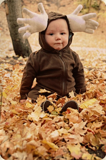 This Was Actually Made As A Moose Costume But It Would Make An Awesome Sven Maybe Felt Carrot To Go With 46 Reindeer Antlers Headband