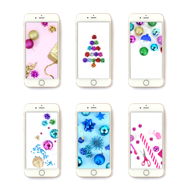 Fun and Festive Christmas iPhone Wallpapers