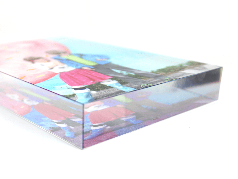 Acrylic Block - Shutterfly - Donut Wall Picture 2