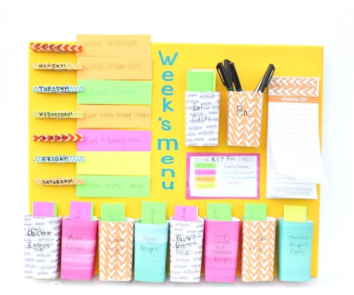 Weekly-menu-boardbacktoschool