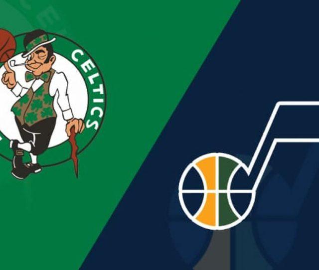 Boston Celtics Vs Utah Jazz  Starting Lineups Matchup