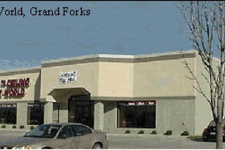 Carpet World, Grand Forks