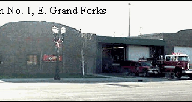 Fire Station No. 1, East Grand Forks