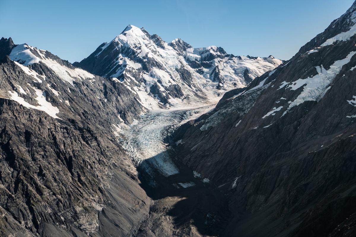 how to get to tasman glacier