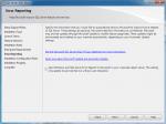 Configure Error Reporting