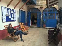 Spanish school in Cusco