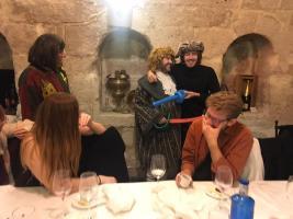 15-1 - Cena medieval Salamanca