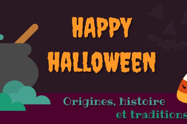 Apprendre l'anglais avec Halloween PARTIE 2/4 : vocabulaire et culture