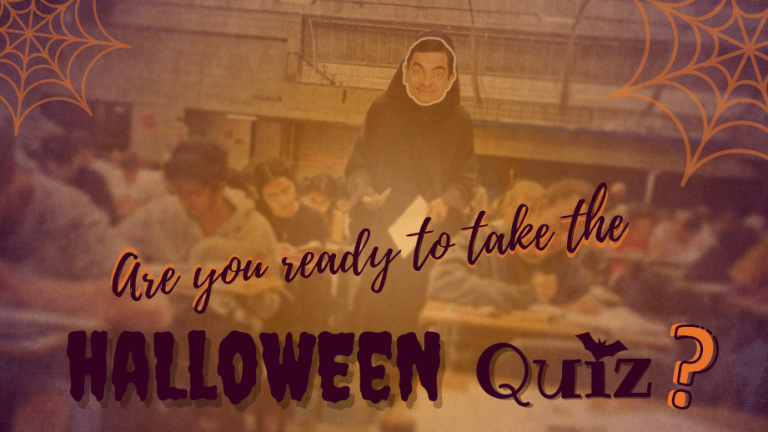Couverture article apprendre l'anglais avec Halloween partie 4 quiz anglais, design by LinguiLD