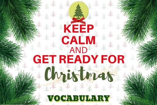 Santa is coming to town: les 24 mots de vocabulaire anglais pour bien l'accueillir