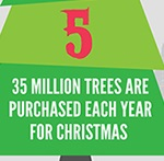 Infographie 10 Xmas facts part 5