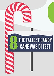 Infographie 10 Xmas facts part 8