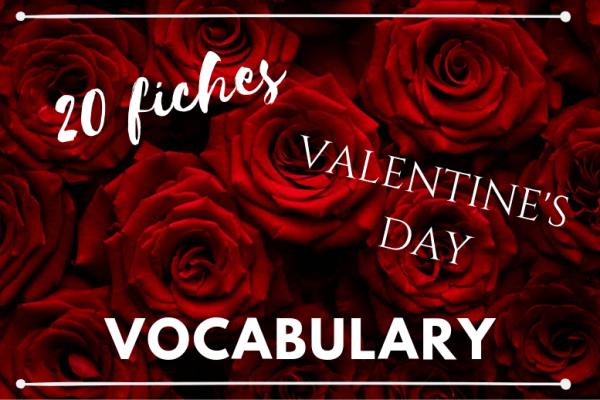 20 fiches pour parler la langue de l'amour en anglais