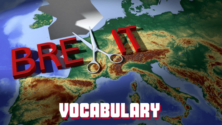 Brexit Vocabulary
